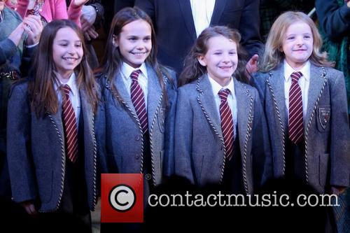 Cast of Matilda 5