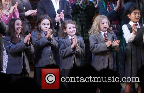 Cast of Matilda 8