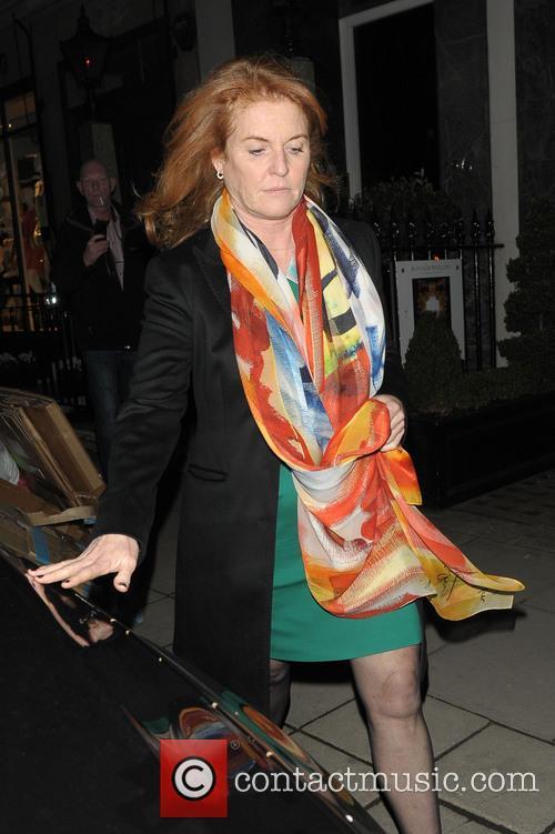 sarah ferguson duchess of york ronnie wood 3601471