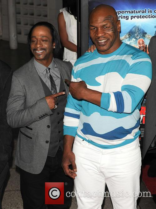 Katt Williams and Mike Tyson 2