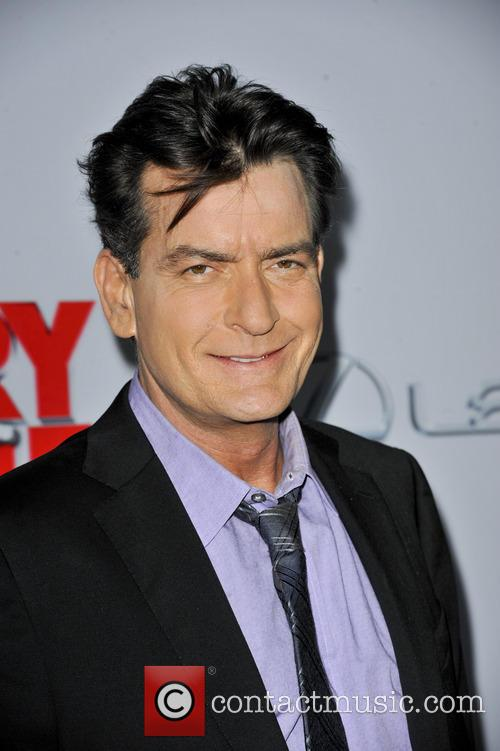 Charlie Sheen Scary Movie 5