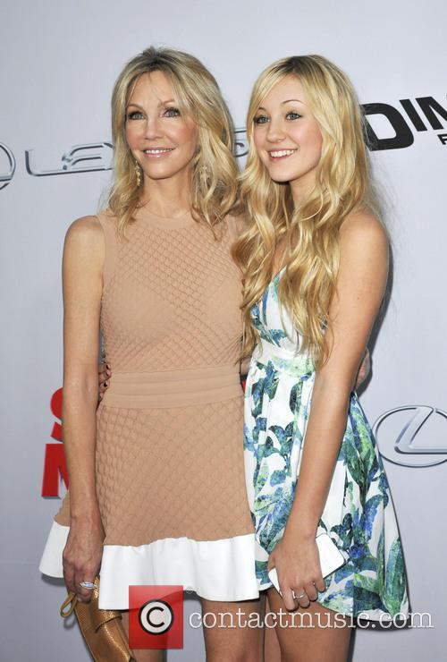 heather lockear ava sambora scary movie 5 premiere 3601837