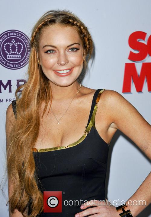 Scary Movie, Linday Lohan