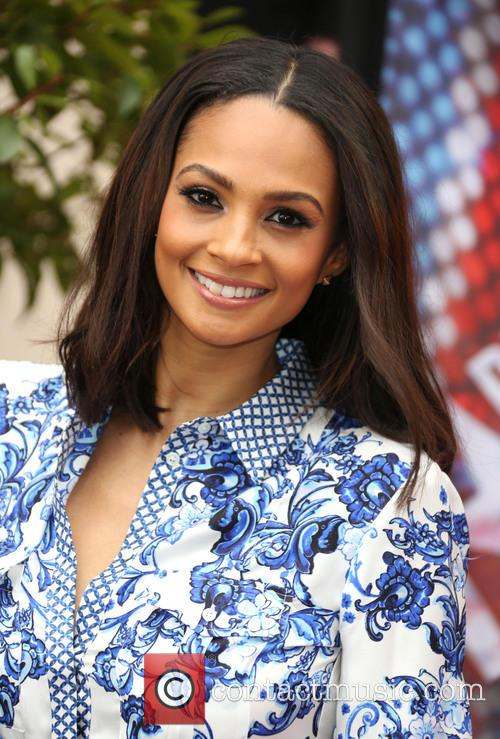 Alesha Dixon at 'Britain's Got Talent' press launch