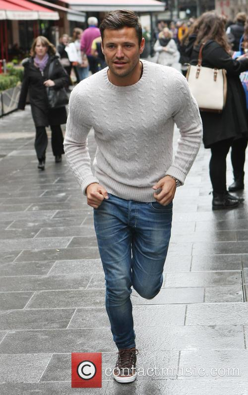 mark wright celebrities outside capital fm radio 3602483