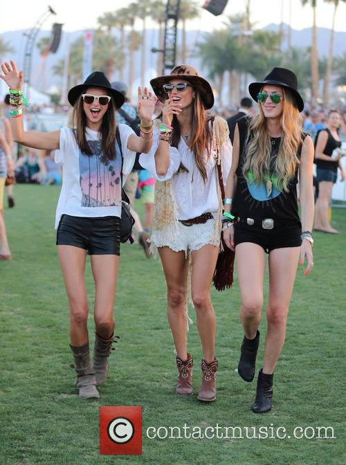 Miranda Kerr, Alessandra Ambrosio and Candice Swanepoel 9