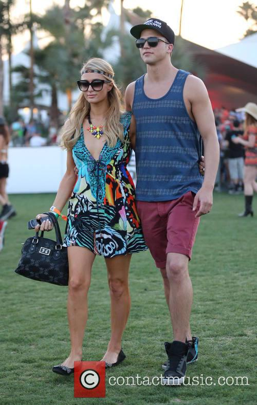 Paris Hilton and River Viiperi 2
