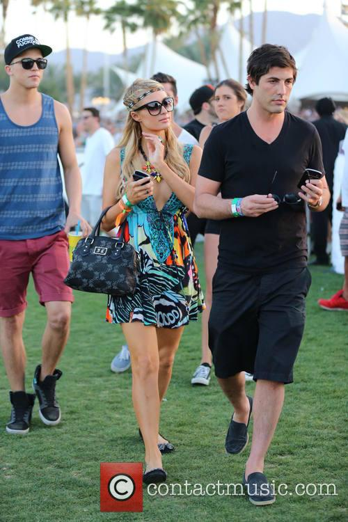 Paris Hilton and River Viiperi 8