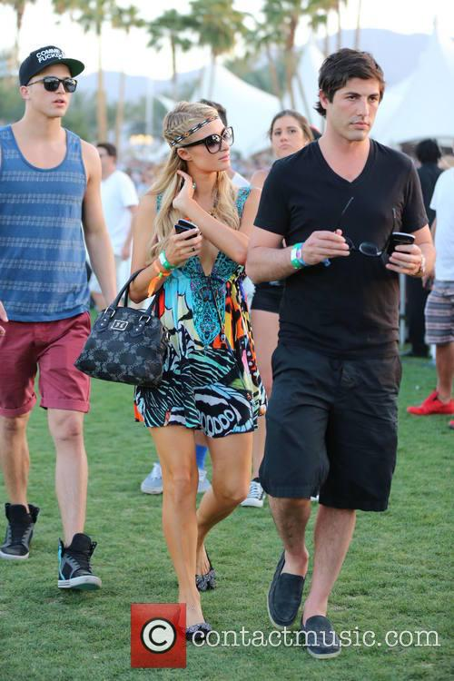Paris Hilton and River Viiperi 9