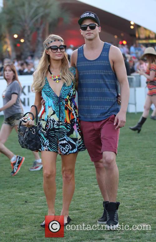 Paris Hilton and River Viiperi 10