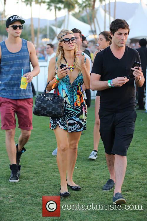 Paris Hilton and River Viiperi 12