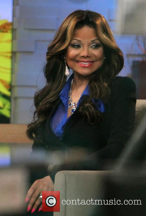 La Toya Jackson, Good Morning America, Times Square