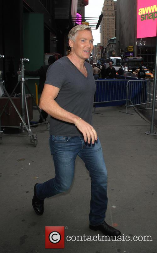 Celebrities at ABC's 'Good Morning America' in Times...
