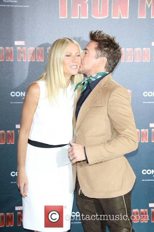 Robert Downey Jr and Gwyneth Paltrow 3