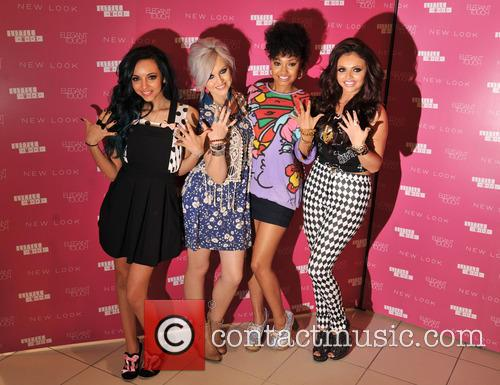 Jade Thirlwall, Perrie Edwards, Leigh-anne Pinnock, Jesy Nelson and Little Mix 2