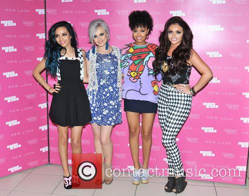 Jade Thirlwall, Perrie Edwards, Leigh-anne Pinnock, Jesy Nelson and Little Mix 3