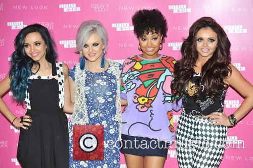 Jade Thirlwall, Perrie Edwards, Leigh-anne Pinnock, Jesy Nelson and Little Mix 5