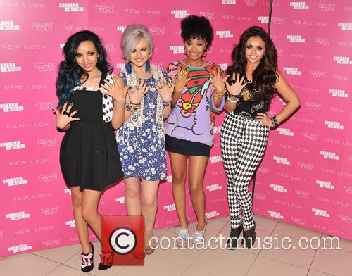 Jade Thirlwall, Perrie Edwards, Leigh-anne Pinnock, Jesy Nelson and Little Mix 7