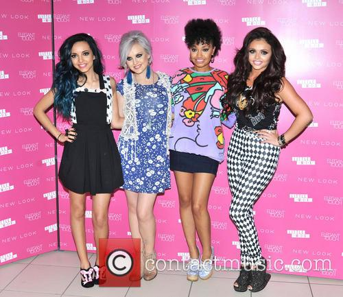 Jade Thirlwall, Perrie Edwards, Leigh-anne Pinnock, Jesy Nelson and Little Mix 8
