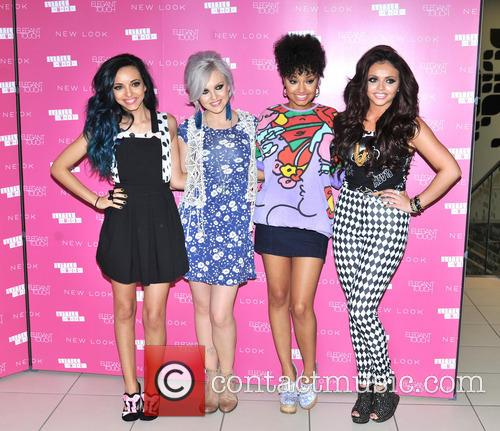 Jade Thirlwall, Perrie Edwards, Leigh-anne Pinnock, Jesy Nelson and Little Mix 9