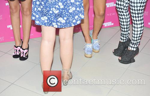 Jade Thirlwall, Perrie Edwards, Leigh-anne Pinnock, Jesy Nelson and Little Mix 1