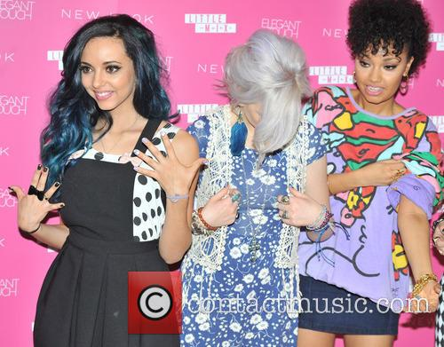 Jade Thirlwall, Perrie Edwards, Leigh-anne Pinnock and Little Mix 10