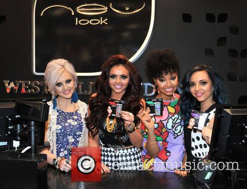 Perrie Edwards, Jesy Nelson, Leigh-anne Pinnock, Jade Thirlwall and Little Mix 2