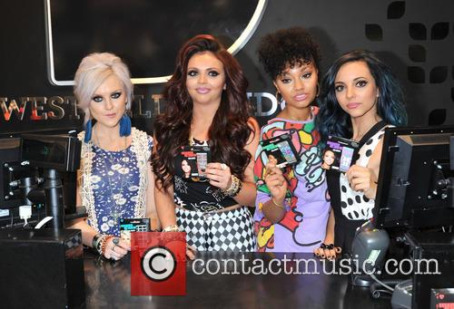 Perrie Edwards, Jesy Nelson, Leigh-anne Pinnock, Jade Thirlwall and Little Mix 4