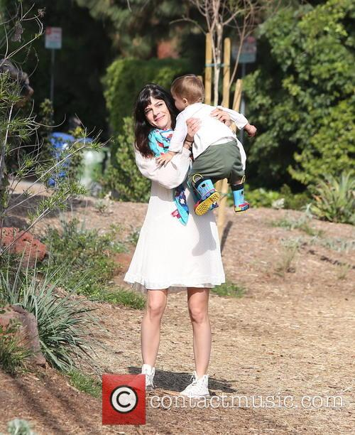 Selma Blair and Arthur Saint Bleick 7