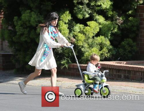 Selma Blair and Arthur Saint Bleick 12