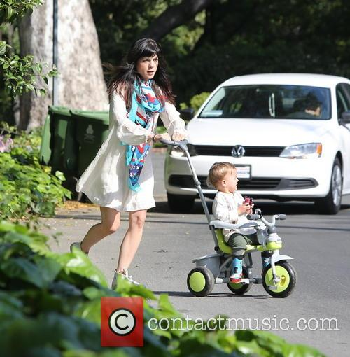 Selma Blair and Arthur Saint Bleick 26