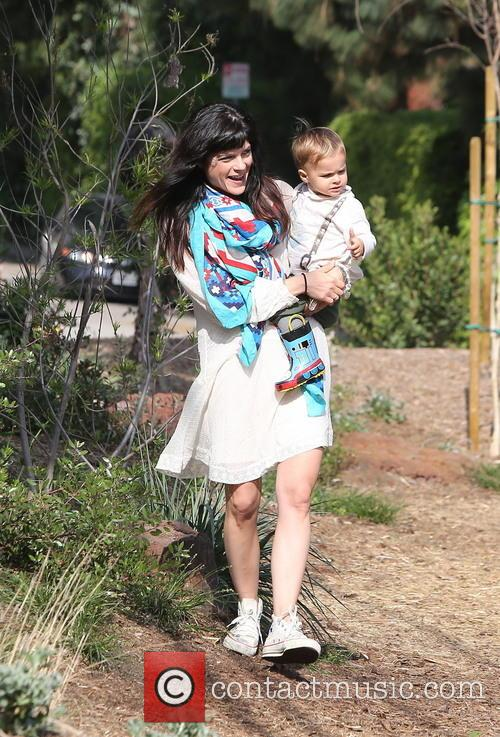 Selma Blair and Arthur Saint Bleick 27