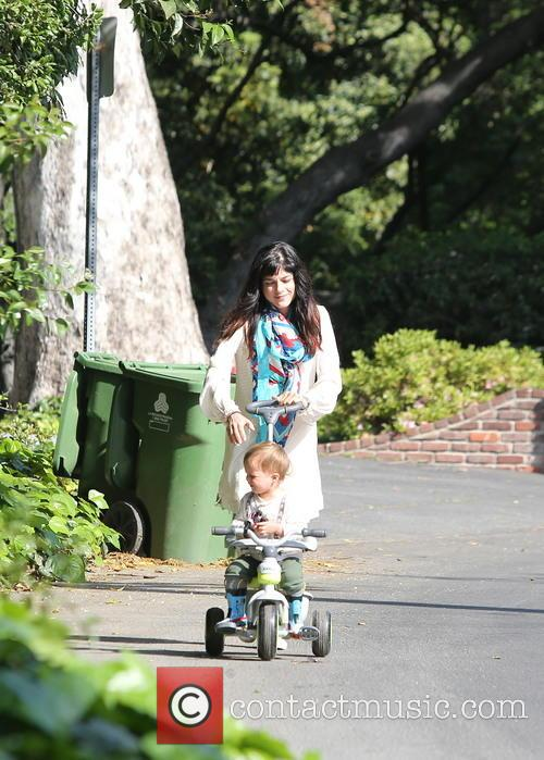 Selma Blair and Arthur Saint Bleick 34