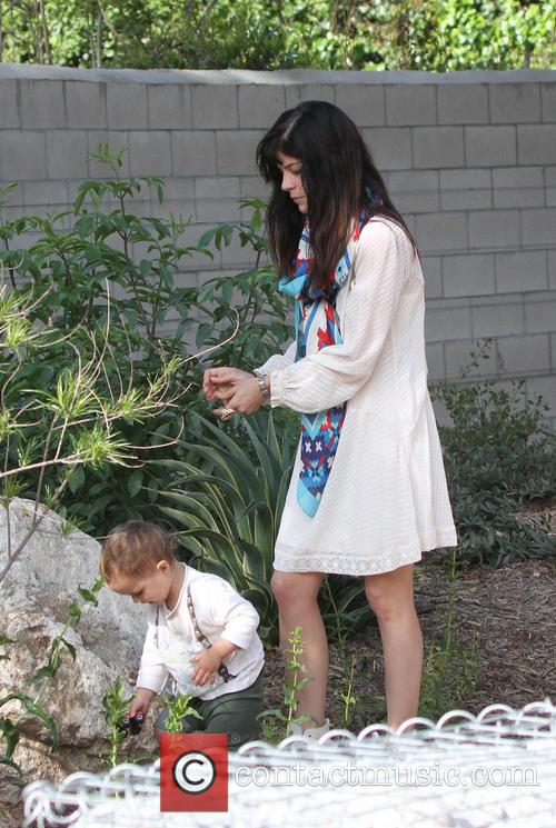 Selma Blair and Arthur Saint Bleick 6
