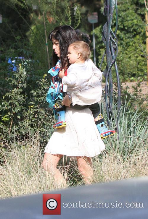 Selma Blair and Arthur Saint Bleick 9