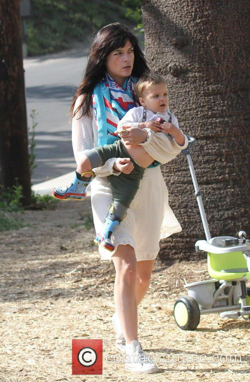 Selma Blair and Arthur Saint Bleick 17
