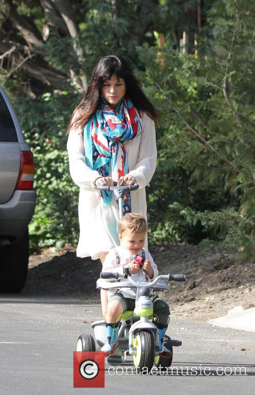 Selma Blair and Arthur Saint Bleick 18