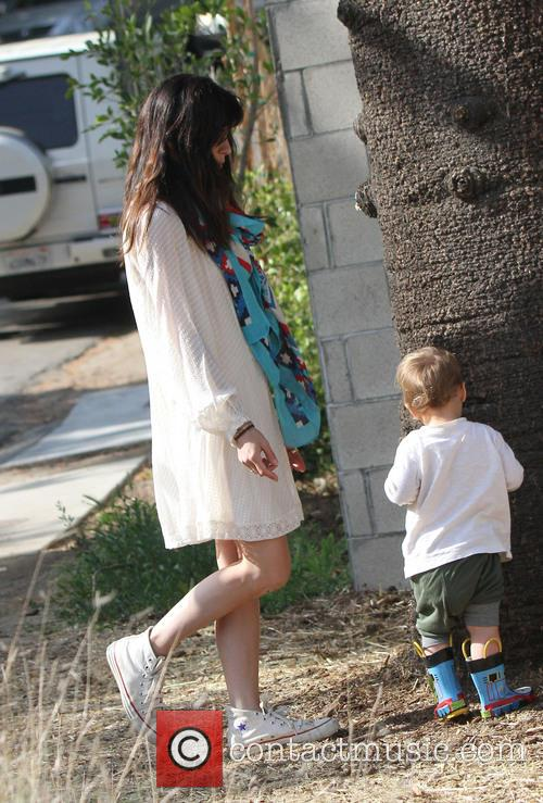 Selma Blair and Arthur Saint Bleick 29