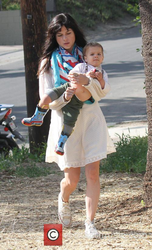 Selma Blair and Arthur Saint Bleick 31