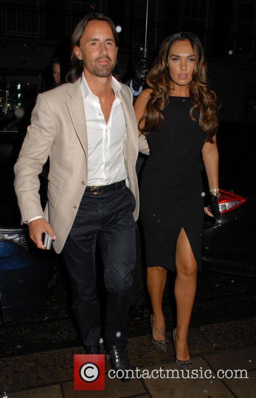 Jay Rutland and Tamara Ecclestone 4