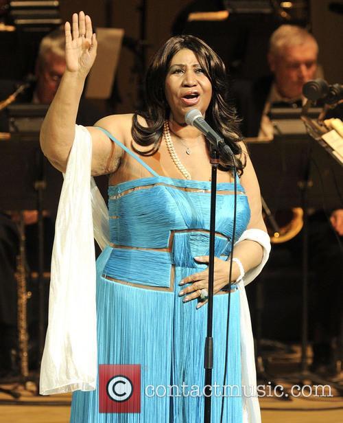 Aretha Franklin, Roy Thomson Hall