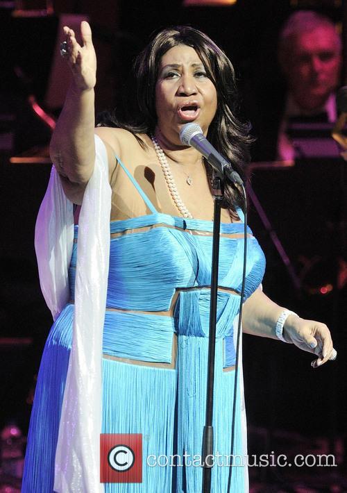 Aretha Franklin 12