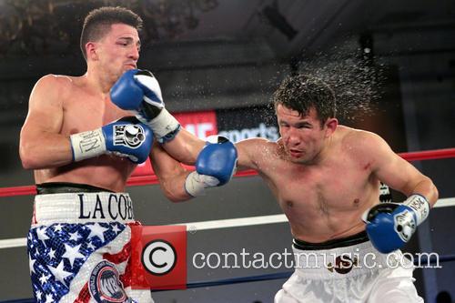 BAHODIR MAMADJONOV wIn the WBA Lightweight International Championship...