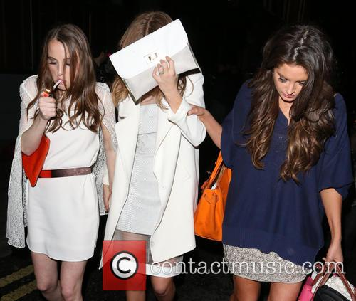 Millie Mackintosh, Rosie Fortescue and Alexandra Felstead 5