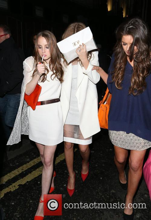 Millie Mackintosh, Rosie Fortescue and Alexandra Felstead 8