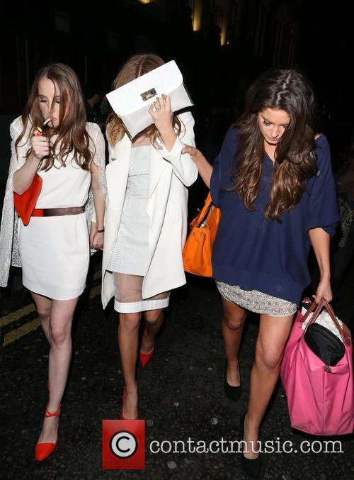 Millie Mackintosh, Rosie Fortescue and Alexandra Felstead 9