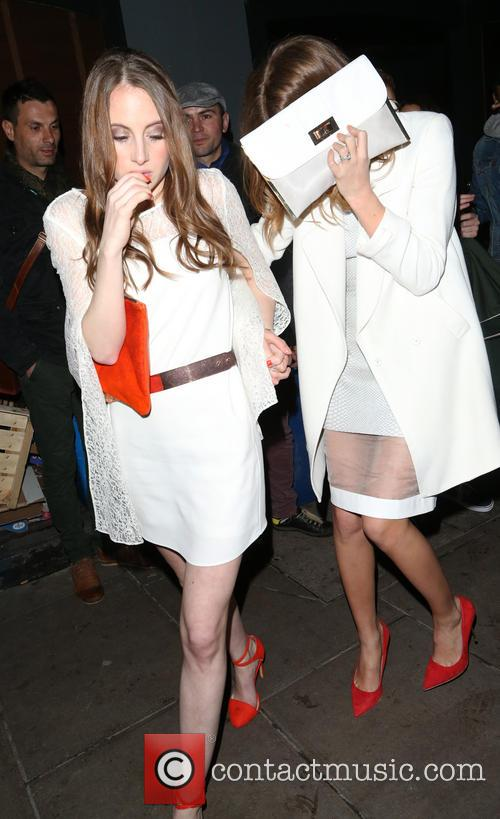 Millie Mackintosh and Rosie Fortescue 6
