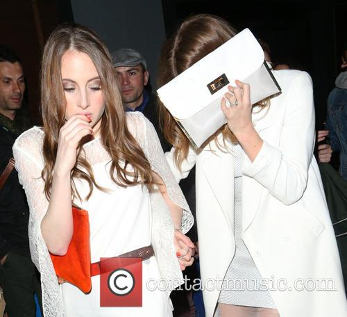 Millie Mackintosh and Rosie Fortescue 11