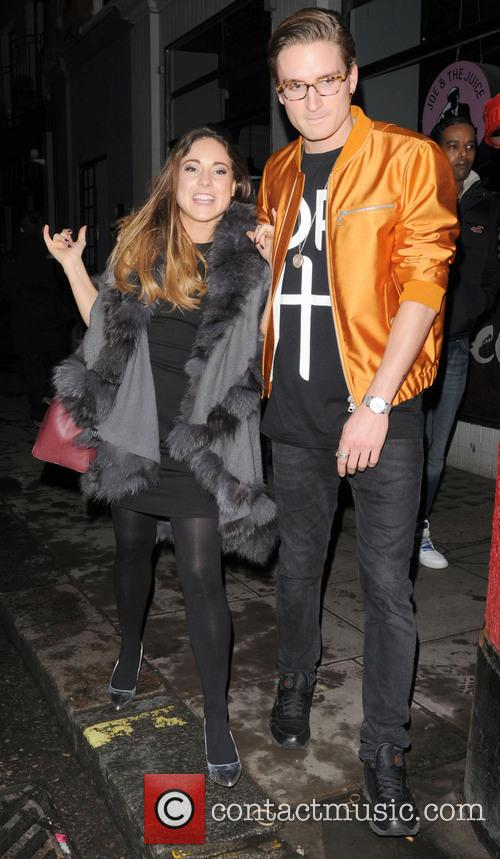 Louise Thompson and Oliver Proudlock 2
