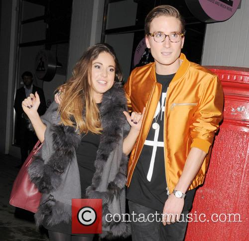 Louise Thompson and Oliver Proudlock 3
